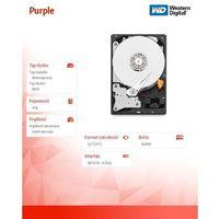 Purple WD30PURX 3TB 64MB SATAIII 5400rpm