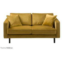 Sofa 2 Mellow 1 GR Tkanin MODERN HOUSE bogata chata