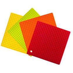 Silikonowa podkładka kwadratowa 17,5x17,5 / Gwarancja 24m / NAJTAŃSZA WYSYŁKA!, OPT4443