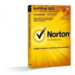 Norton AntiVirus 2012 PL - 3users Upgrade, kup u jednego z partnerów