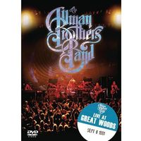 Live At Great Woods (DVD) - The Allman Brothers Band