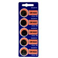 5 x bateria litowa mini Sony CR1632 - sprawdź w wybranym sklepie
