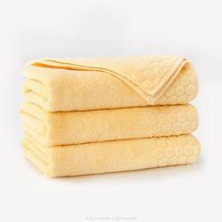 Zwoltex Ręcznik pastela 70x140 ajerkoniak (żółty)