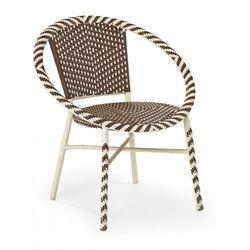 Krzesło ogrodowe fleming / gwarancja 24m / dostawa w 12h / najtańsza wysyłka! marki Halmar