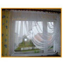 147 nowa, urocza firanka z żabotem marki Marola