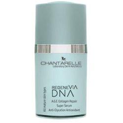 Chantarelle renevia dna regeneracja kolagenu – super serum antyoksydacyjne i odmładzające przeciw glikacji