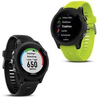 Garmin GPS multi-sport pulse watch Forerunner 935 without chest strap (black)