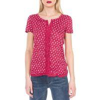 Tom Tailor Birdy Koszulka Czerwony M (4059066276955)