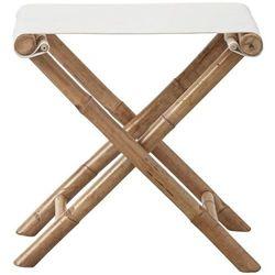stołek bambusowy Mandisa 44 cm