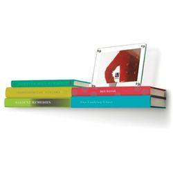 Półka na książki Umbra Conceal podwójna 46x18, 325632-410