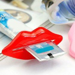 2PCS Mouth Shape Toothpaste Squeezers - produkt z kategorii- Pozostałe akcesoria łazienkowe