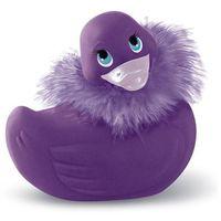 I Rub My Duckie - Najsłynniejszy wododporny stymulator kaczuszka Elegantka fioletowa