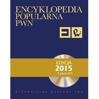 Encyklopedia popularna PWN + CD - Wysyłka od 4,99 - porównuj ceny z wysyłką, książka w oprawie twardej