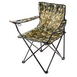 Krzesło wędkarskie, 85 x 54 x 80 cm, kolor moro od producenta 4home