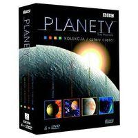 Planety - kolekcja (4 DVD)