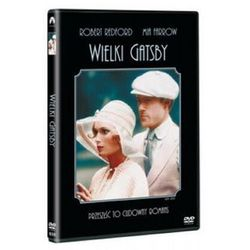 Wielki Gatsby (DVD) - Jack Clayton - produkt z kategorii- Filmy obyczajowe