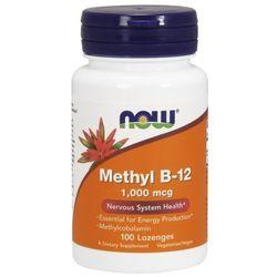 Methyl B-12 1000mcg 100kaps Metylokobalamina - sprawdź w wybranym sklepie