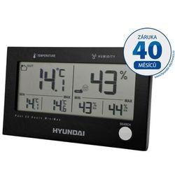 Hyundai  stacja pogodowa ws2215, czarna