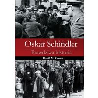 Oskar Schindler. Prawdziwa historia - Dostawa zamówienia do jednej ze 170 księgarni Matras za DARMO
