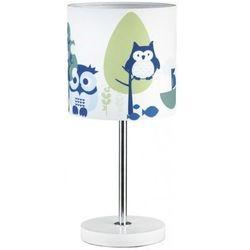 Lampka  300070 sowa niebieski marki Kids concept