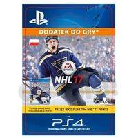 NHL 17 8900 Punktów [kod aktywacyjny] (0000006200126)