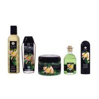 Zestaw olejków organicznych - Shunga Garden of Edo Collection, SN016A