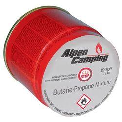 Nabój z gazem Alpen Camping 190 g (5903240385140)