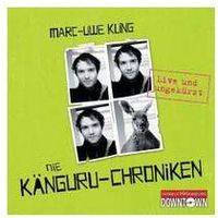Kling, marc-uwe Die kanguru.. -live- (9783869091082)