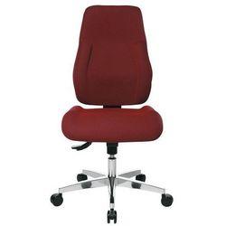 Krzesło obrotowe dla operatora,wyściełane oparcie