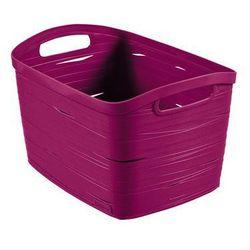 Koszyk Ribbon L fioletowy, kup u jednego z partnerów