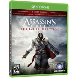Assassin's Creed The Ezio Collection - gra Xbox One