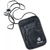 Deuter - akcesoria - Security Wallet I, kolor black