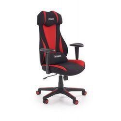 Fotel gabinetowy Abart czerwony