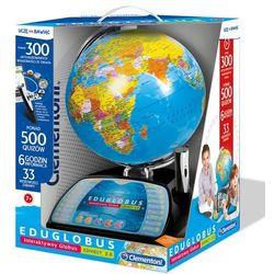 Clementoni Interaktywny eduglobus premium (8005125609918)