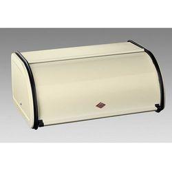 - pojemnik na pieczywo classic mini 33 cm - beżowy - beżowy marki Wesco