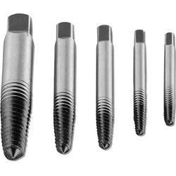 Zestaw wykrętaków do zerwanych śrub NEO 09-615 (5 elementów) z kategorii Zestawy narzędzi ręcznych