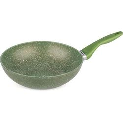 Barazzoni Wok anima verde 28 cm /