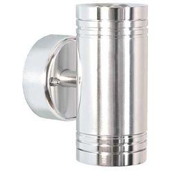 Elstead Zewnętrzna lampa ścienna gz/elite1 clear  kinkiet oprawa led 6w do ogrodu ip54 outdoor aluminium