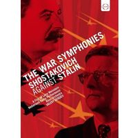 Euroarts - Shostakovich: Against Stalin –The War Symphonies (DVD) - Various Artists