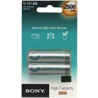 Akumulator SONY NH-AA-B2E/B2EN 2500 mah (2szt BLISTER) - produkt z kategorii- Akumulatorki