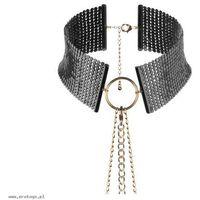 Bijoux indiscrets (sp) Bijoux indiscrets - désir métallique collar (czarna) (8437008002903)