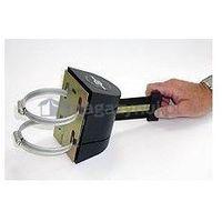 Tensator Rozwijana taśma ostrzegawcza + kaseta midi na obejmy, zapięcie magnetyczne (długość 4,6 m), kate