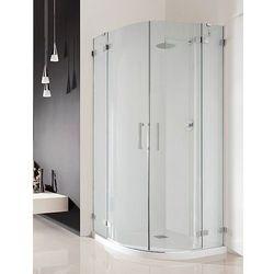 Radaway Euphoria pdd radaway drzwi do kabiny prysznicowej 90 x 200 prawe przejrzyste - 383001-01r 90 x 100 (383001-01R)