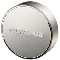 Olympus LC-61 metalowa pokrywka na obiektyw M.Zuiko 75/1.8 srebrna, V325610SW000