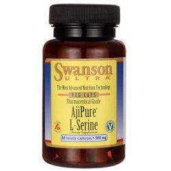 Swanson, usa Swanson ajipure l-seryna 60 kaps.