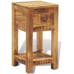 stolik nocny z szufladą marki Vidaxl