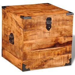 Vidaxl kufer, skrzynia z drewna mango (8718475916123)