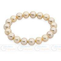 Florenzo castello Fc bransoletka elastyczna 2181001008 pm 10 kolor jasny złoty