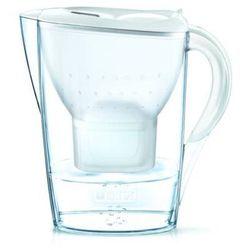 BRITA 2,4l Fill&enjoy Marella Dzbanek filtrujący Biały + 1 wkład Maxtra Plus