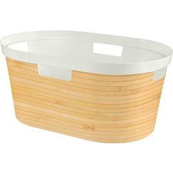 Curver kosz na pranie infinity bambus 39l (3253924762036)